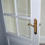 Glass Pane Door